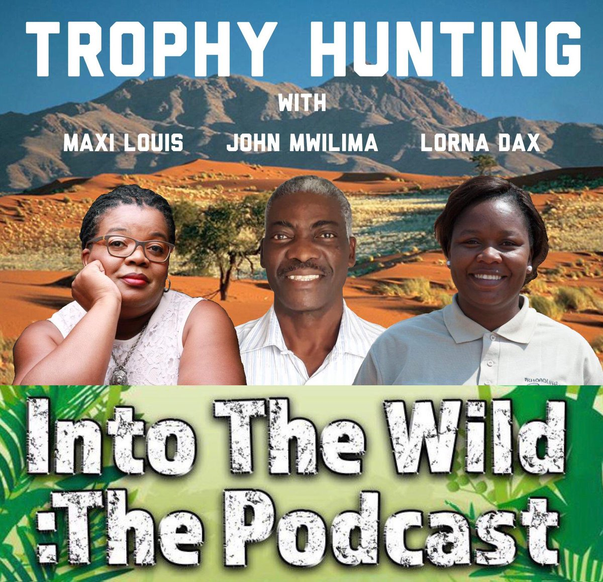 trophy hunting into the wild