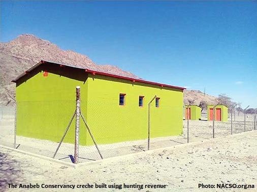 CBNRM Anabeb Conservancy Namibia